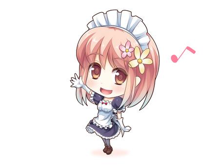Maid 11 (B)