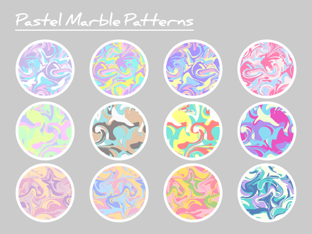 Pattern 1 _ Marble