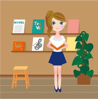 book&girl