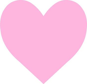 Heart (peach 02)