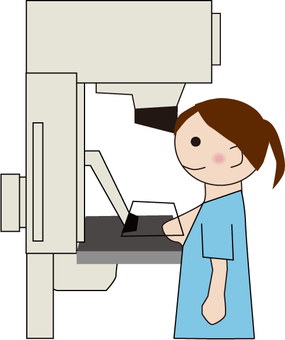 Mammography Breast cancer screening