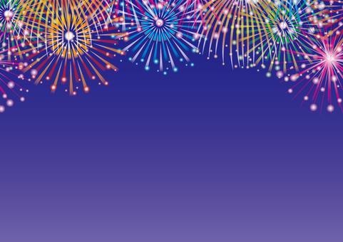 Fireworks Frame 04