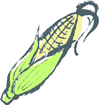 Corn (halftone)