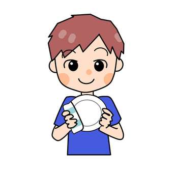 Dishwashing / dishwashing