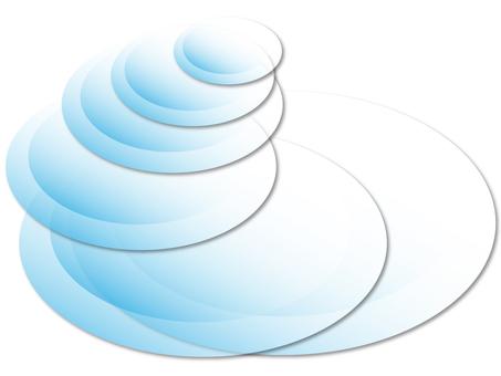 Disk (light blue)