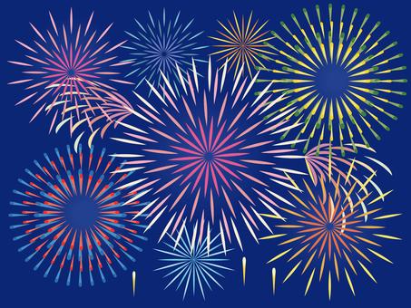 Fireworks No.1