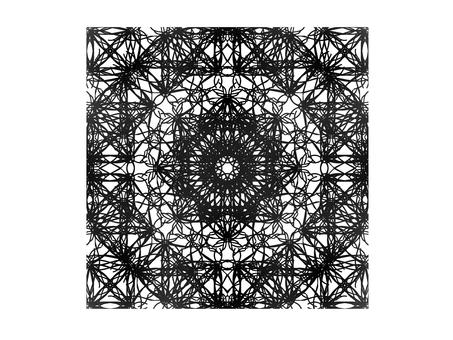 Braided square