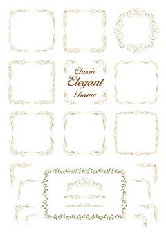 Elegant frame_Vertical_ol