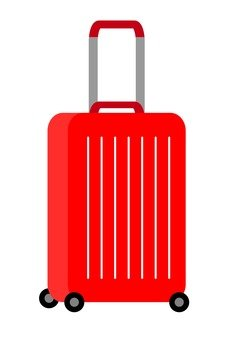 Suitcase (Red) Part 3