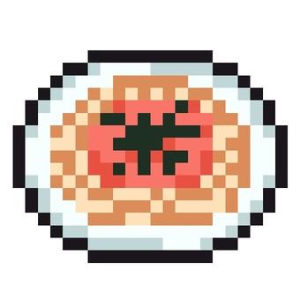 Tarako意大利麵條點圖片