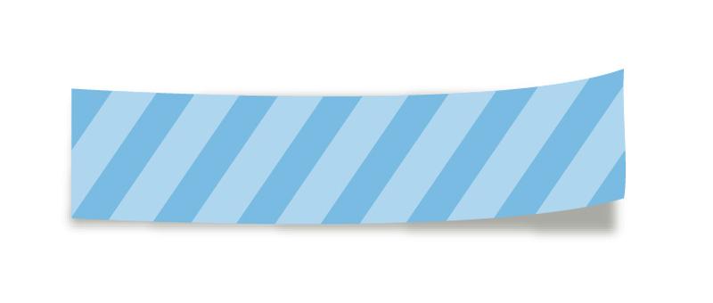 Masking tape <Blue>