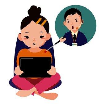 Tablet communication course 2