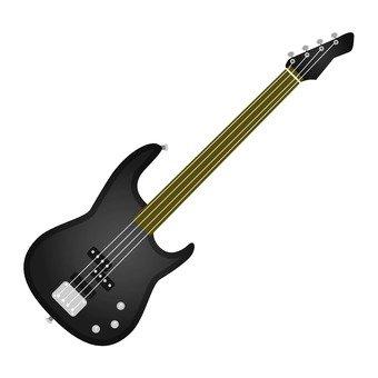 Bass guitar 4