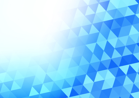 Blue geometric abstract background texture material