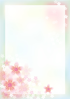 Cherry Blossoms & Board 8