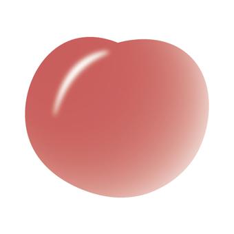 水果·桃子