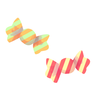 Striped candy
