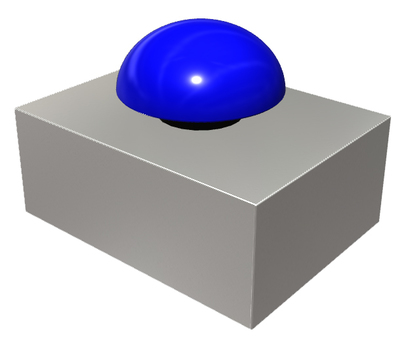 Fast push button