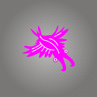 Business icon (Anomalocaris)