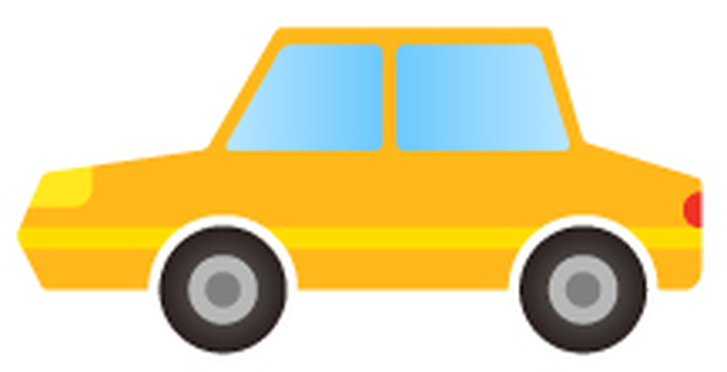 Car Orange