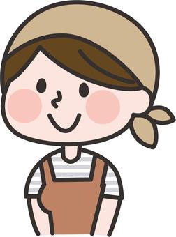 Cafe female 01