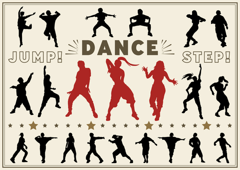 Silhouette set (dance)