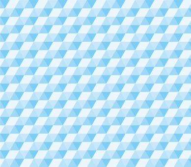 幾何学_青系