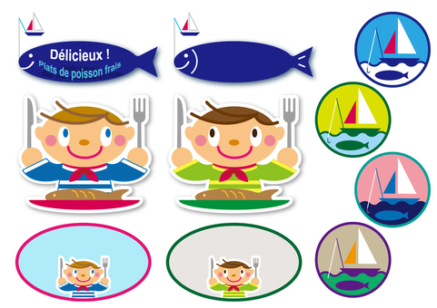 Meals _ Boys (fish dishes)