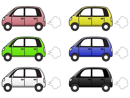 Simple car