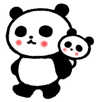 Manga panda 2