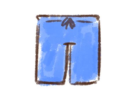 Crayon series [sea pan]
