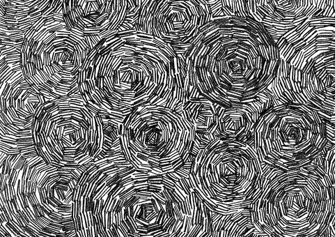 Background material_pencil_006