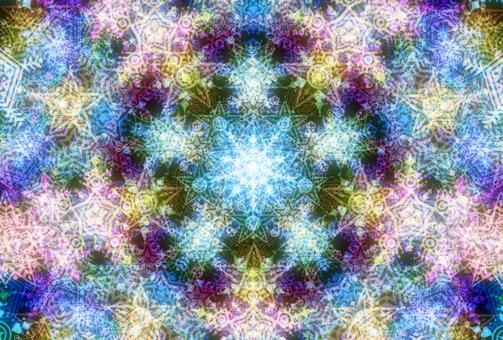 Kaleidoscope of Snow