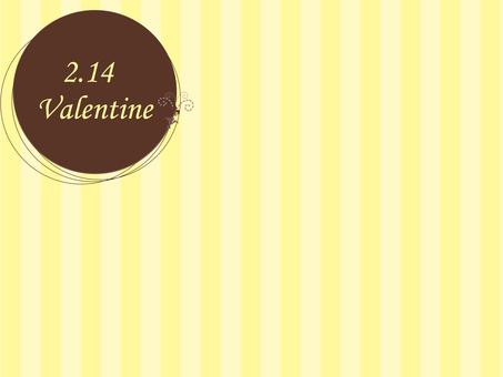 Valentine ①