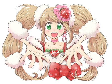 Strawberry Heroine 2