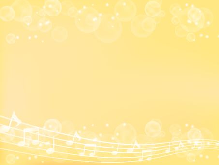 Musical note and light background 3