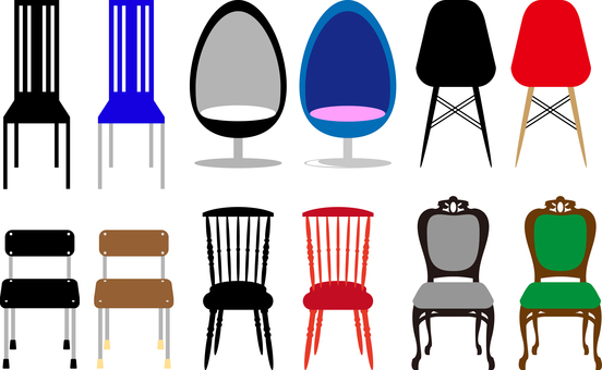 Chair Collection 1