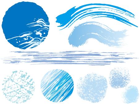Various b_ blue _ cs