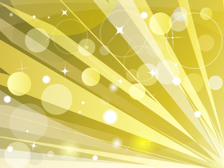 Light sparkling background gold