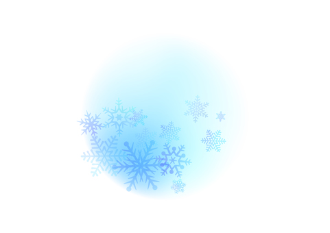【Ai, png, jpeg】 Winter material 53