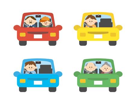 Car driving 1