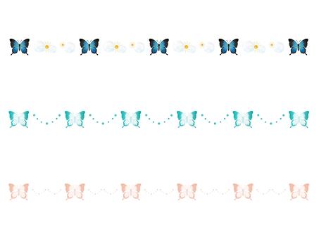 Butterfly's line