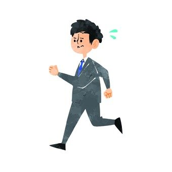 Running student 2