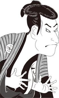 The 3rd Otani Ogyori next person Edo Kibei