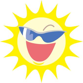 Weather sunny (sun)