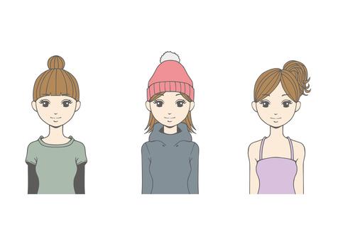 Girl _ Icon 2