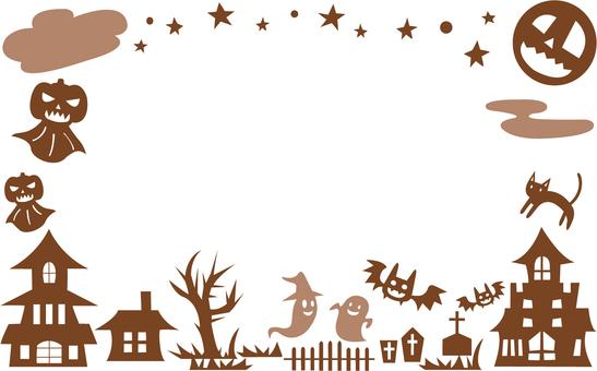 【Card】 Halloween Tea
