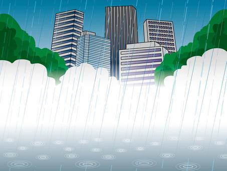 Rain-drop (16) Bill Street