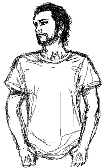 Beard man 3