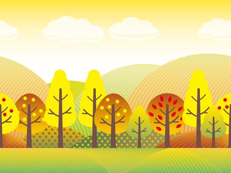 가을 풍경 3 완벽한 전원